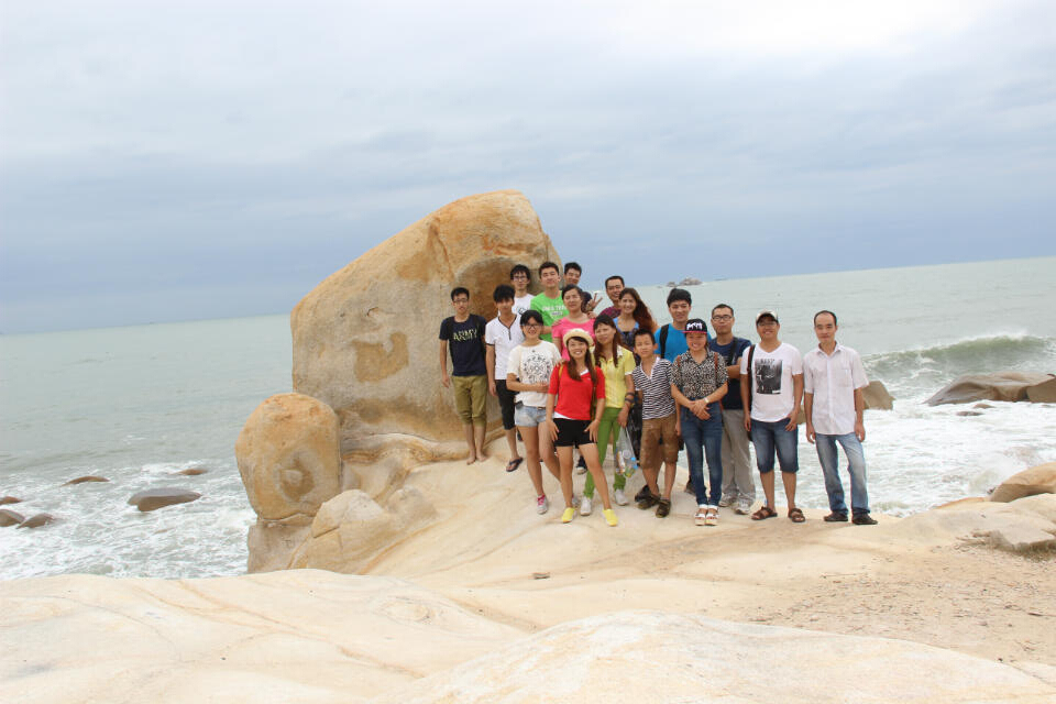 Outing To Volcanic Island