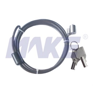 Double Head Laptop Lock MK808